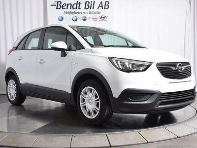 begagnad Opel Crossland X 1.2 Enjoy 1. RÄNTA 2019, SUV 169 900 kr