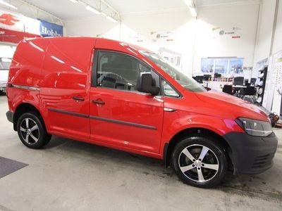 begagnad VW Caddy alltrack 4motion -16