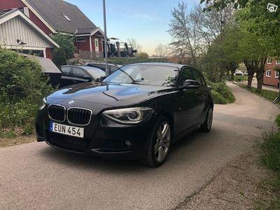 used BMW 120 d xDRIVE m sport Navi Läder -15