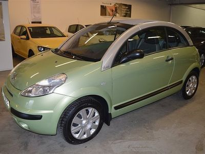 begagnad Citroën C3 Pluriel