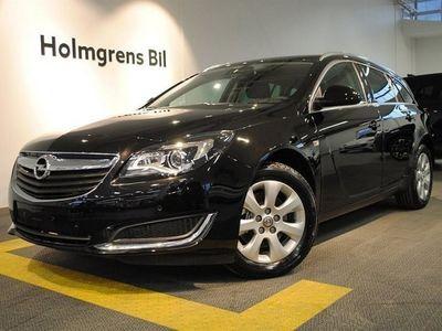 begagnad Opel Insignia Business ST ECOTEC 170hk AT6