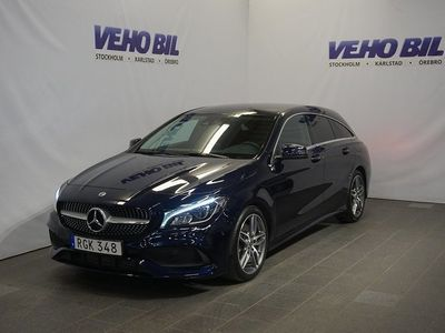 begagnad Mercedes CLA220 Shooting Brake d 7G-DCT AMG
