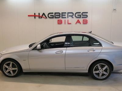 begagnad Mercedes C320 CDI, Elegance, Aut, Drag, Ny servad.