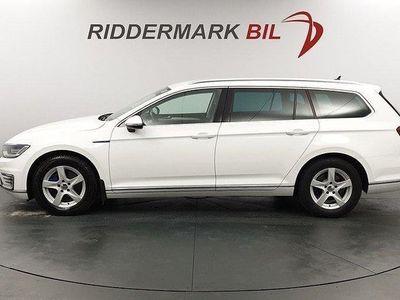 begagnad VW Passat GTE Executive Comfort & Des