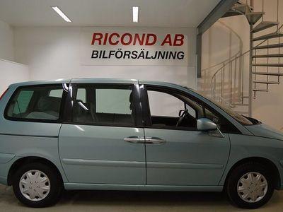 begagnad Citroën C8 2.0 138HK AC 7-SITS DRAG
