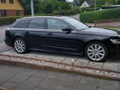 begagnad Audi A6 3.0 Tdi