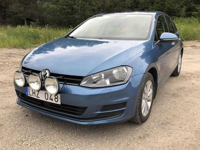 brugt VW Golf VII 1.6 TDI BlueMotion Technology 5dr 4Motion