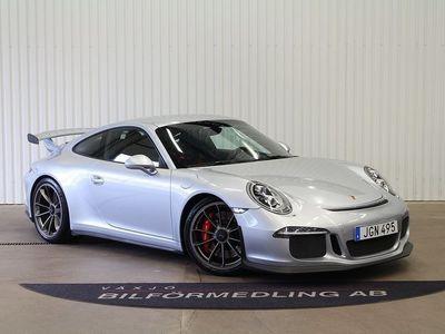 begagnad Porsche 911 GT3 PDK Sport Chrono 475hk -14