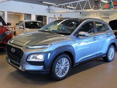 begagnad Hyundai Kona 1.6 CRDi 136hk Trend 4WD Automat