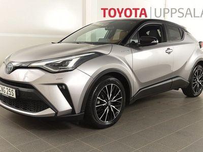begagnad Toyota C-HR 2,0 Elhybrid X-edition JBL Teknik