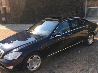 begagnad Mercedes 600 Benz S 2007, Personbil 349 000 kr