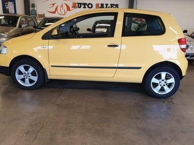 begagnad VW Fox 3-dörrar 1.2 54hk