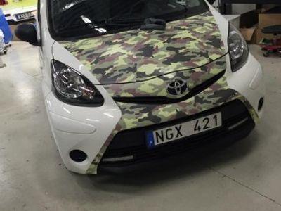 gebraucht Toyota Aygo 5d pluspaket -13