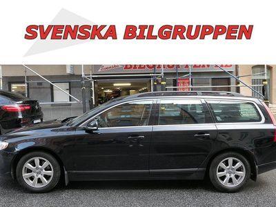 begagnad Volvo V70 D2 Momentum Värmare Drag LM S+V hjul