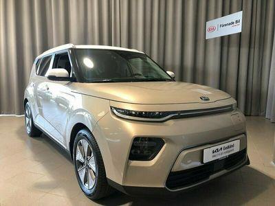 begagnad Kia Soul EV 64 kWh ADVANCE PLUS / DEMO