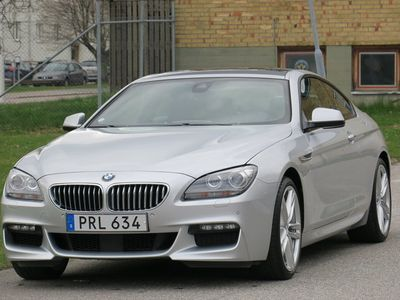 begagnad BMW 650 i xDrive Coupé