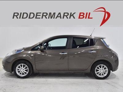 begagnad Nissan Leaf 30 kWh 109hk Acenta Navi