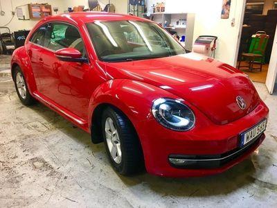 begagnad VW Beetle 1.4 DSG m Premiumpaket