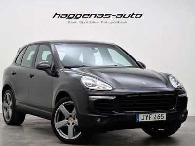 begagnad Porsche Cayenne Diesel / 262hk / Leasebar / EU6