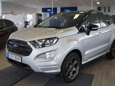 begagnad Ford Ecosport 1.0 EcoBoost ST-Line, SUV 2018, SUV 179 000 kr