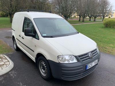 begagnad VW Caddy EcoFuel