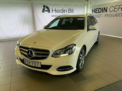 begagnad Mercedes E220 BLUETEC
