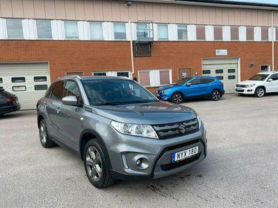 begagnad Suzuki Vitara 1.6 VVT i-AWD GL Plus Euro 6 120hk Toppskick