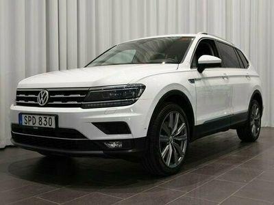 begagnad VW Tiguan Allspace TDI 4M DSG 2018, SUV Pris 294 500 kr