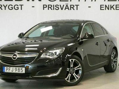 begagnad Opel Insignia GS Business 1.6i M - Värmare Navi V - hjul 170hk