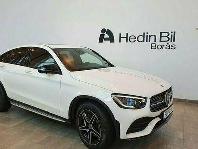 begagnad Mercedes 400 GLC BenzD 4MATIC COUPE DEMO premium 2021, SUV Pris 659 900 kr