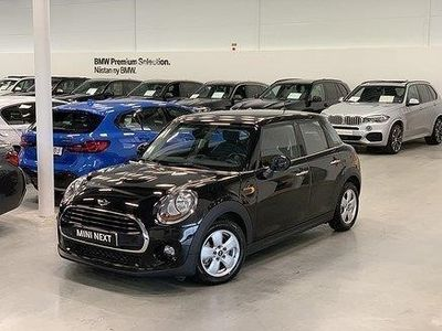 begagnad Mini Cooper 5d / Automat / Pepper / 136hk / C -17