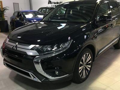 begagnad Mitsubishi Outlander BUSINESS 7-SITS CVT 4WD
