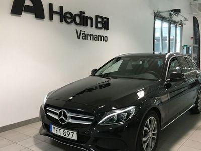 begagnad Mercedes C200 Kombi Aut /Drag