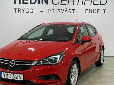 begagnad Opel Astra 0T 105hk Enjoy Pluspaket