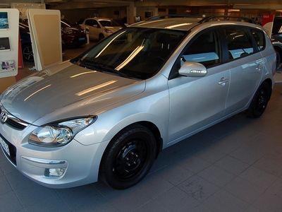 gebraucht Hyundai i30 1,6 CRDI Kombi -09