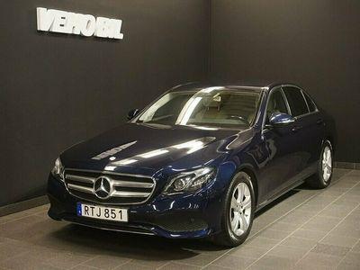 begagnad Mercedes E220 220d 9G-Tronic Avantgarde Drag
