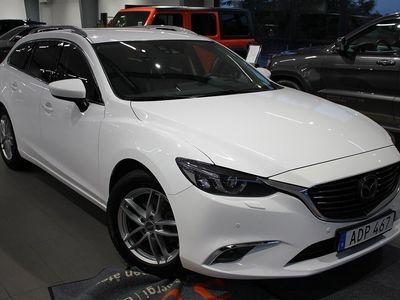 begagnad Mazda 6 Wagon Optimum 2.2 DE 175hk Aut AWD