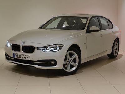 gebraucht BMW 320 d xDrive Sedan Sport Line Navi HiFi Sollucka