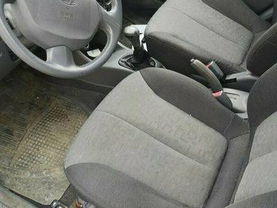 begagnad Hyundai Accent 5D 1.6 M5