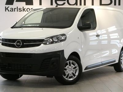begagnad Opel Vivaro Business L2 D120 D-värmare Drag 2020, Transportbil 249 875 kr