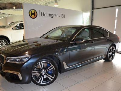 begagnad BMW 740 d xDrive