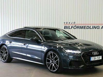 begagnad Audi A7 Sportback 55 TFSI S Tronic S-Line 2019, Sportkupé Pris 559 000 kr