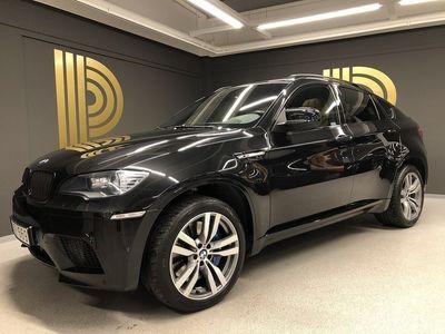 begagnad BMW X6 M 4.4 xDrive (555hk) Sv-såld / Navi / M-värmare / Dragkrok