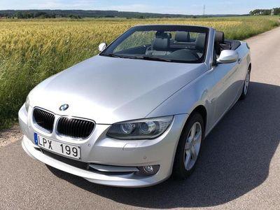 brugt BMW 320 Cabriolet d E93,