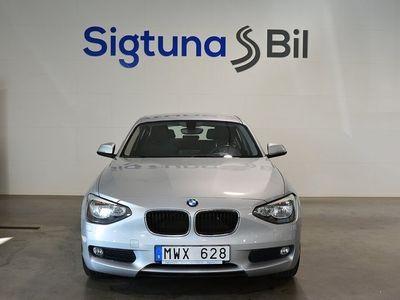 begagnad BMW 116 d 5-door 116hk