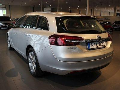 begagnad Opel Insignia Sports Tourer Drive 2.0 CDTI