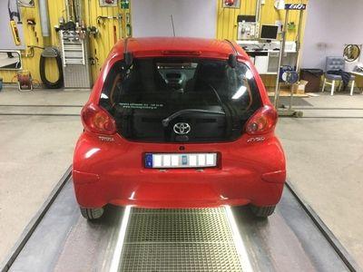 begagnad Toyota Aygo 1.0 VVT-i