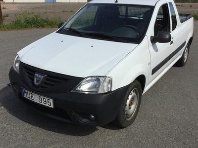 begagnad Dacia Logan 1.5 dCi Eco2 Pickup (90hk)
