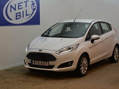 gebraucht Ford Fiesta Titanium II Euro 6 5-dörrar 100 hk