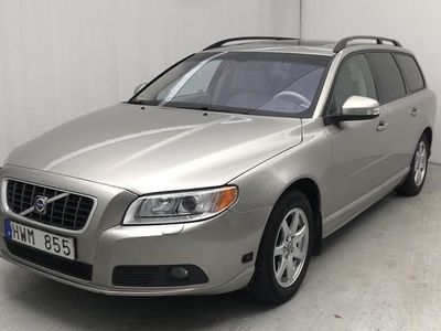 begagnad Volvo V70 II 2.5FT 2009, Kombi 60 000 kr